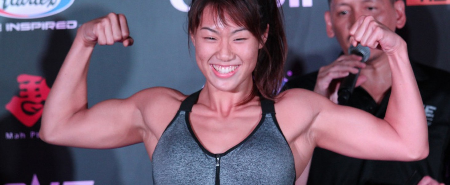 KILLER INSTINCT: HAS ONE FC FOUND THE RONDA ROUSEY OF SINGAPORE?