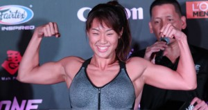 Generation Iron Angela Lee One FC
