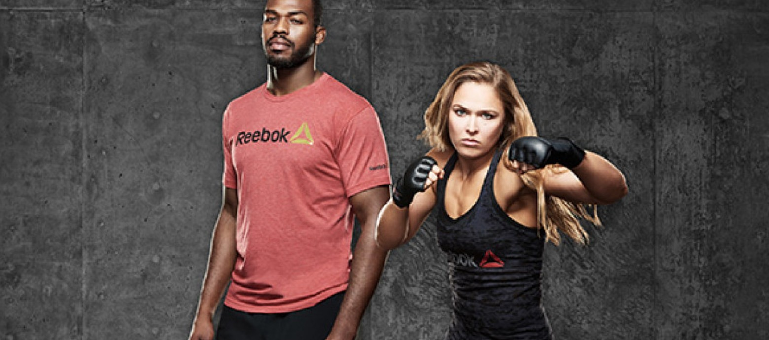 RONDA ROUSEY & JON JONES WILL STAR IN NEW DOCUMENTARY 'THE HURT BUSINESS'