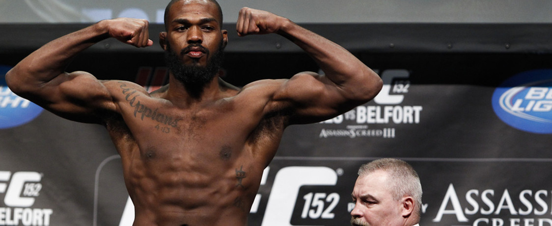 Generation Iron Jon Jones Shredded