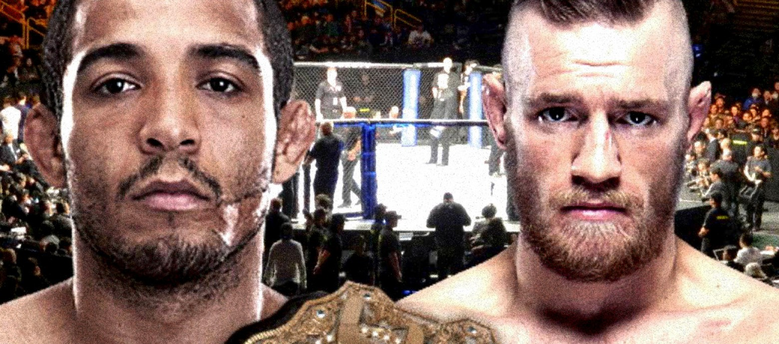 AHEAD OF UFC 194, WHAT DOES CONOR NEED TO KILL THE KING
