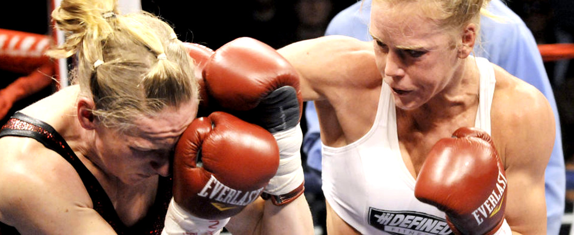 Generation Iron Holly Holm MMA